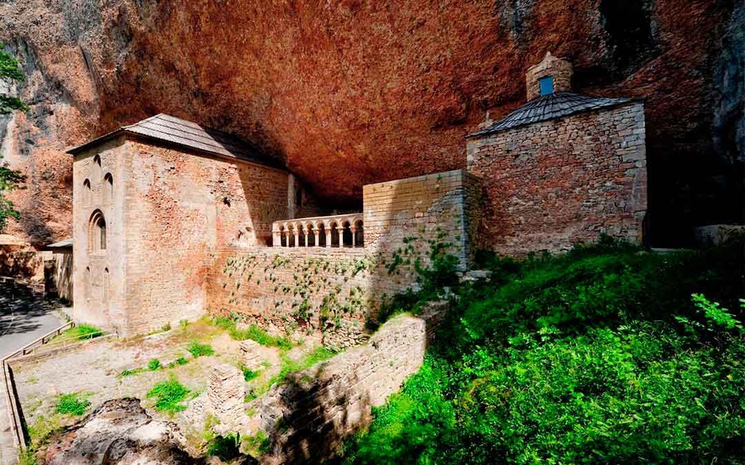 Monasterio de San Juan de la Peña./ Turismo de Aragón