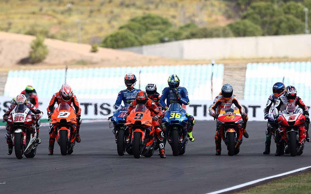 Portimao vivirá mañana una carrera que promete un gran espectáculo. MotoGP