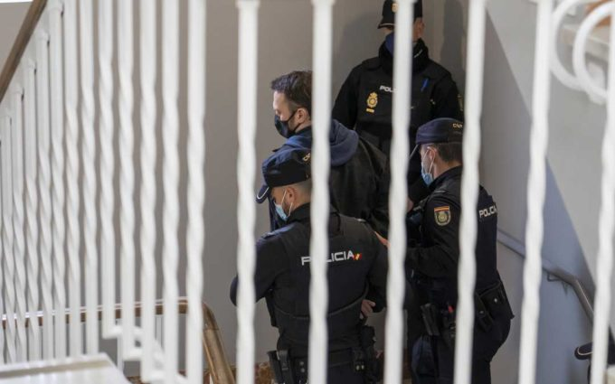 Condenan a Norbert Feher a prisión permanente revisable por el triple crimen de Andorra