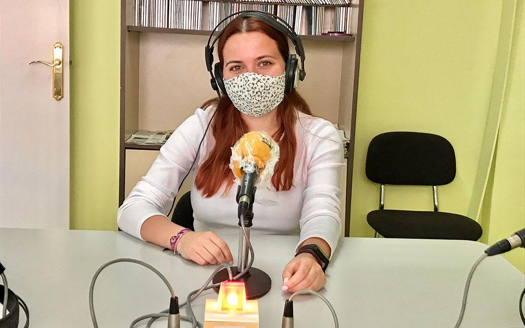 Pilar Sariñena es estudiante de Periodismo de Chiprana.