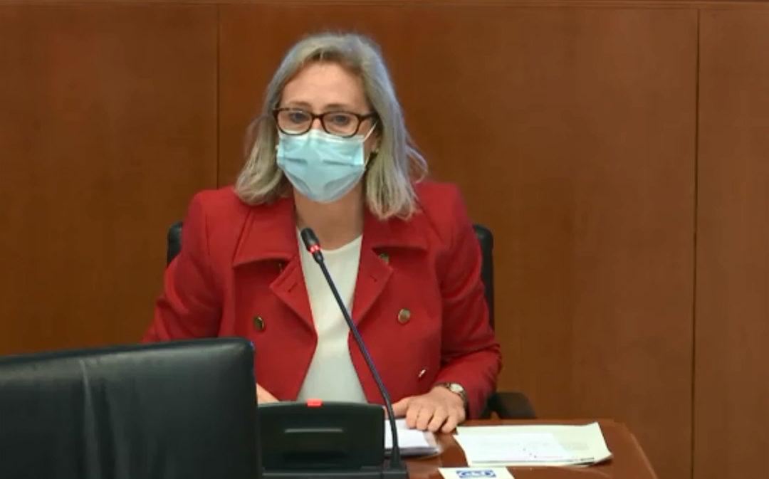 Las Cortes rechazan la proposición del PP sobre la apertura de la escuela de Belomonte