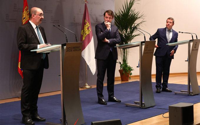Las nuevas directrices regionales de la Comisión Europea amparan las ayudas especiales para Teruel, Cuenca y Soria