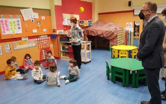 Educación incorpora seis nuevas aulas de 2 años para el próximo curso