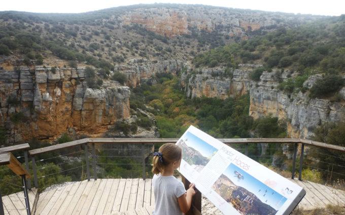 13 rutas senderistas por la provincia de Zaragoza para disfrutar de la naturaleza en familia