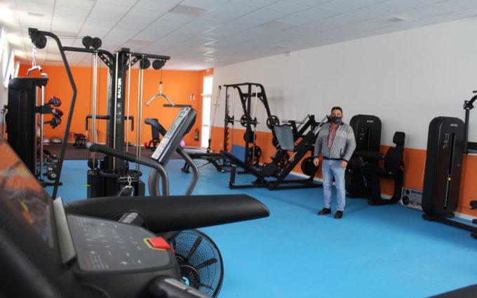 Samper de Calanda abre un gimnasio ante la demanda de la población