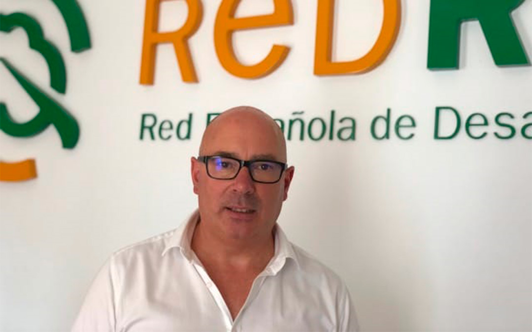 Secundino Caso, presidente de la Red Española de Desarrollo Rural./ L.C.