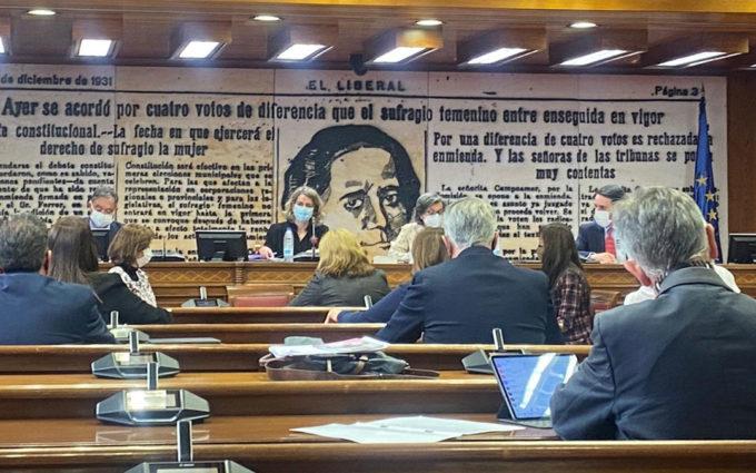 FADEMUR lleva al Senado el estado de la lucha contra la violencia de género en el medio rural