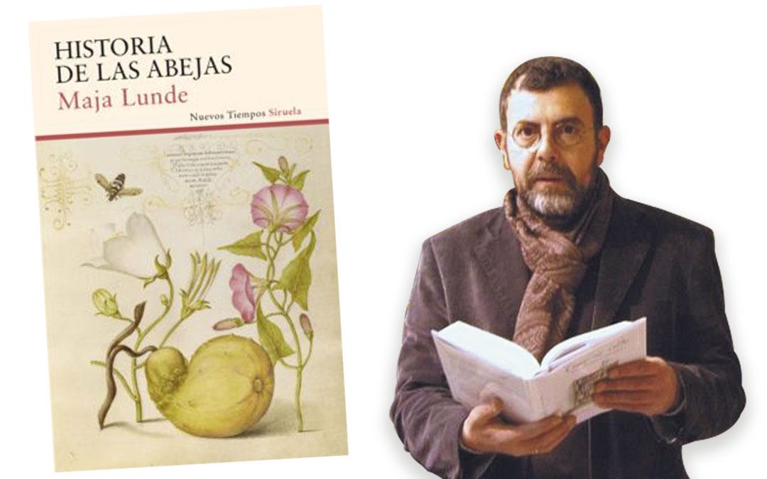Historia de las abejas Reseña de Miguel Ibañez