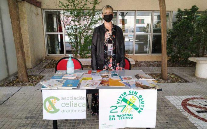 Información y asesoramiento para celíacos desde Alcañiz para todo el Bajo Aragón