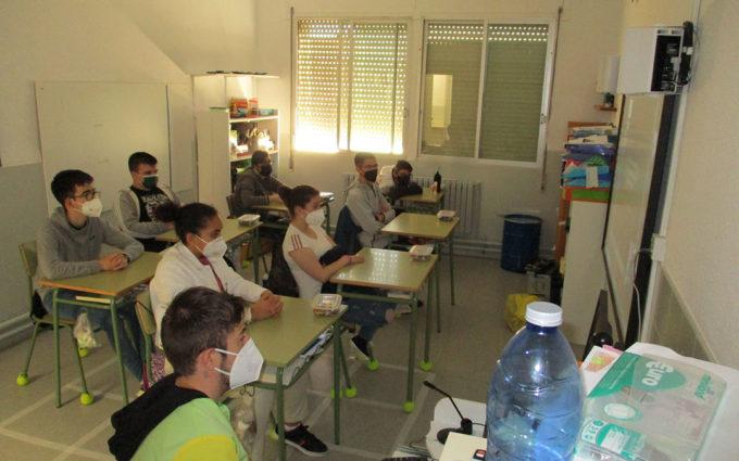 El Gloria Fuertes participa en la XXIII  Jornada de convivencia de escuelas de la Unesco