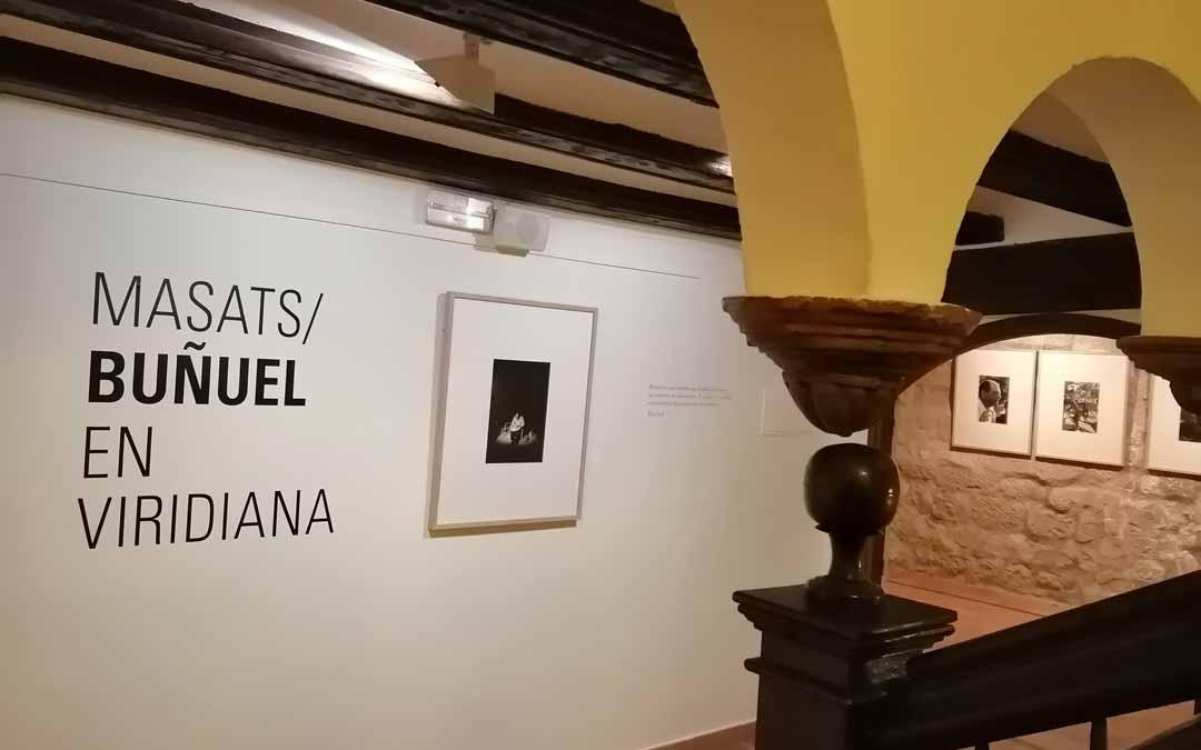 El Museo calaceitano ofrecerá la exposición hasta bien entrado el verano. DGA.