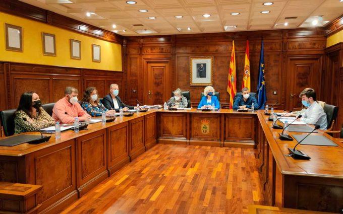 Calanda aportará 84.000 euros al Instituto Municipal de Servicios Sociales para la gestión de la residencia