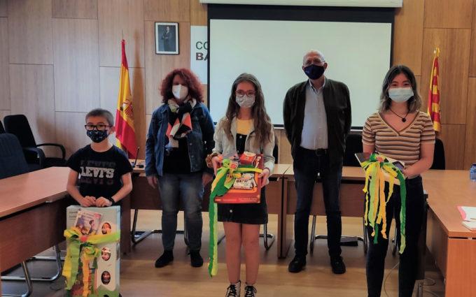 Urrea, Vinaceite y La Puebla se reparten los premios del I Concurso Infantil y Juvenil de Relatos Cortos de la Comarca