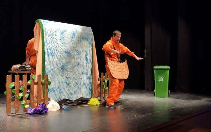 Dos espectáculos infantiles para promocionar la lectura entre los más pequeños de Andorra
