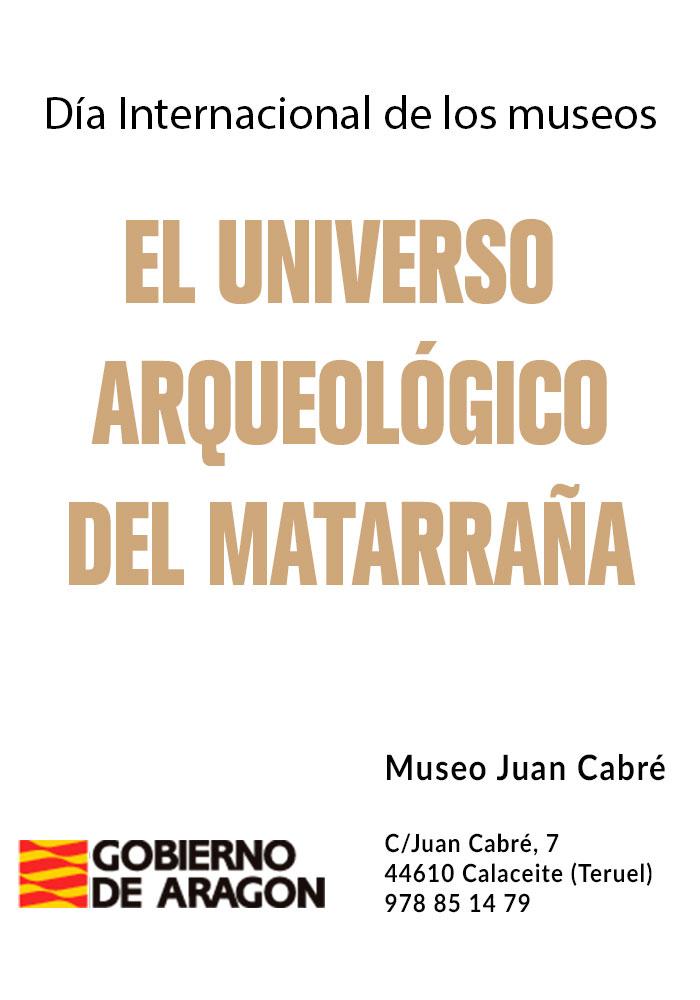 Día Internacional de los Museos en el Museo Juan Cabré