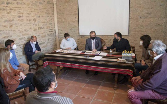 La Diputación de Castellón se posiciona en contra de la línea de muy alta tensión de los parques del Maestrazgo