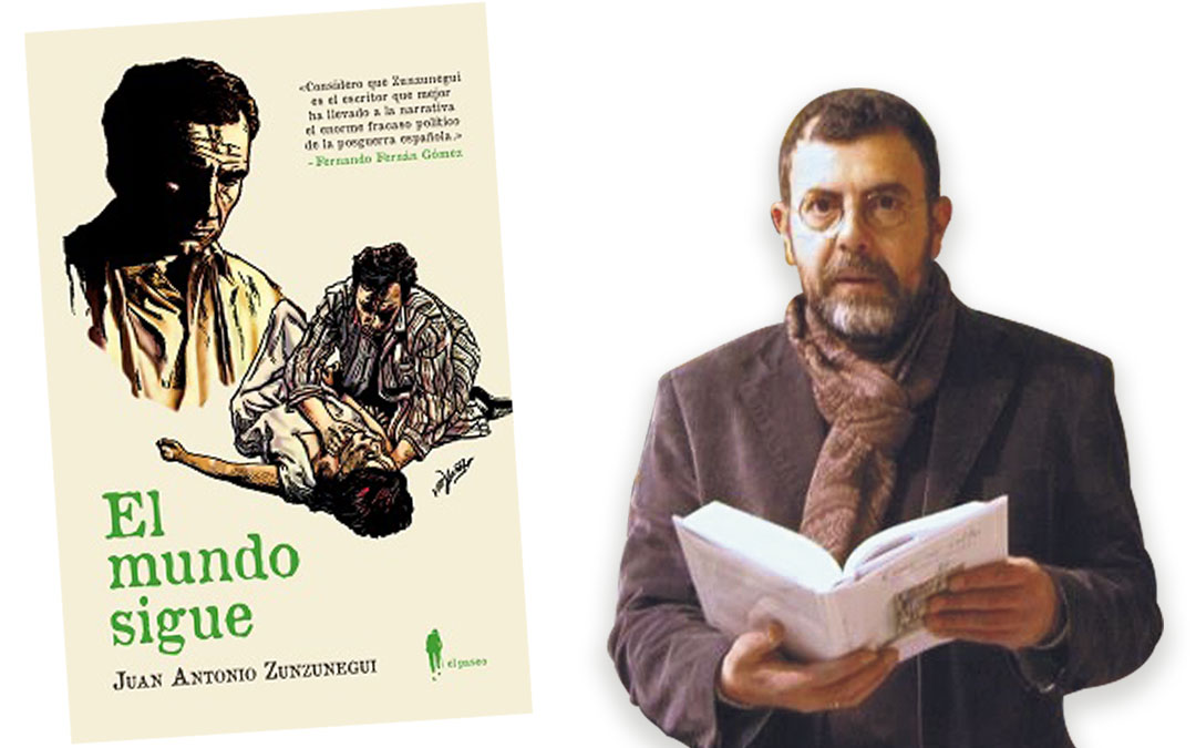 Reseña El mundo sigue por Miguel Ibáñez