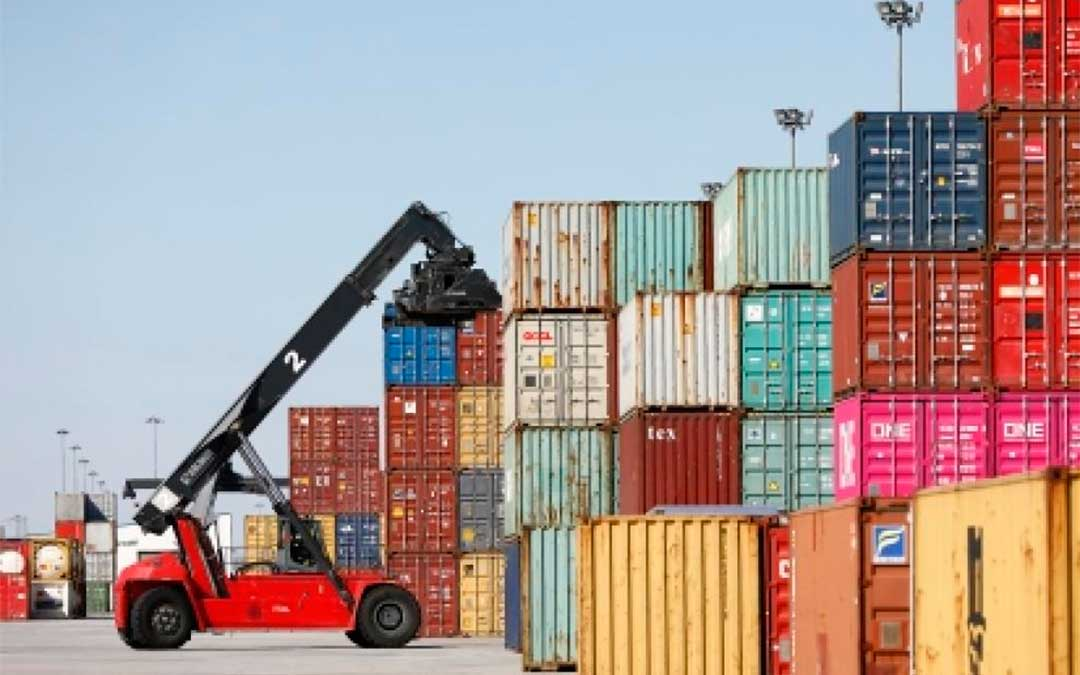Exportaciones al exterior./ DGA