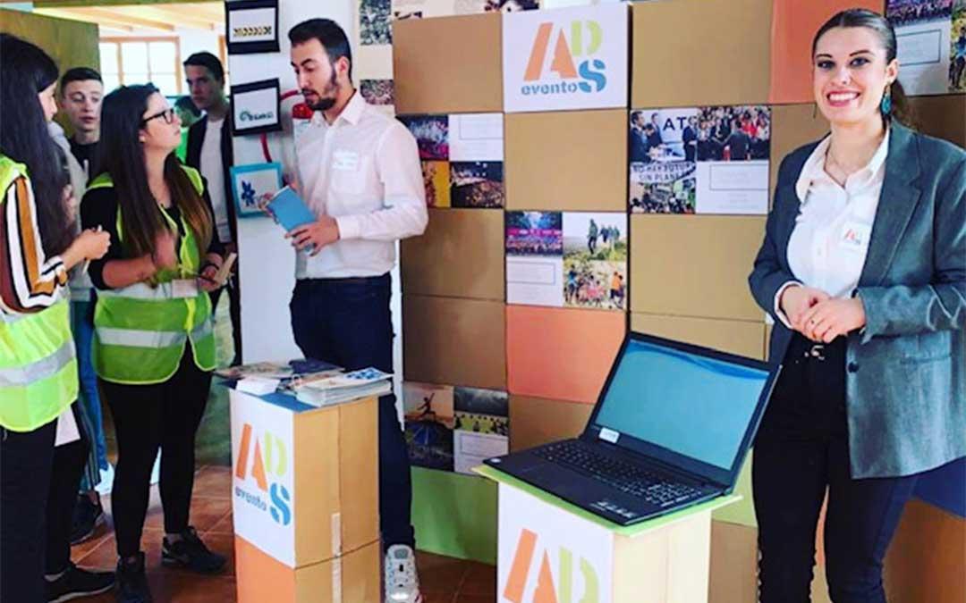Feria de empresas simuladas/ CPIFP Bajo Aragón