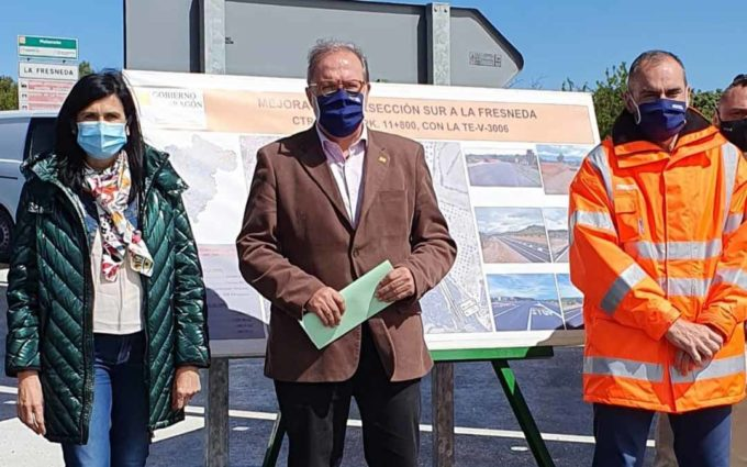 Fuster: «Desde el Gobierno de Aragón pensamos que el peaje propuesto en autovías y carreteras es injusto»