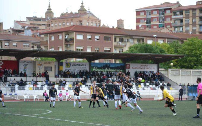 Cómoda victoria del Alcañiz ante el Albalate por 3 a 0