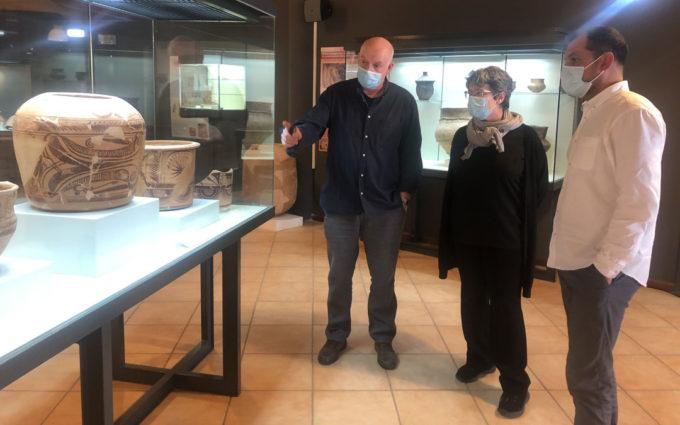 La Universidad de Zaragoza pide apoyo al Ayuntamiento de Alcañiz para financiar un estudio arqueológico de la época altomedieval
