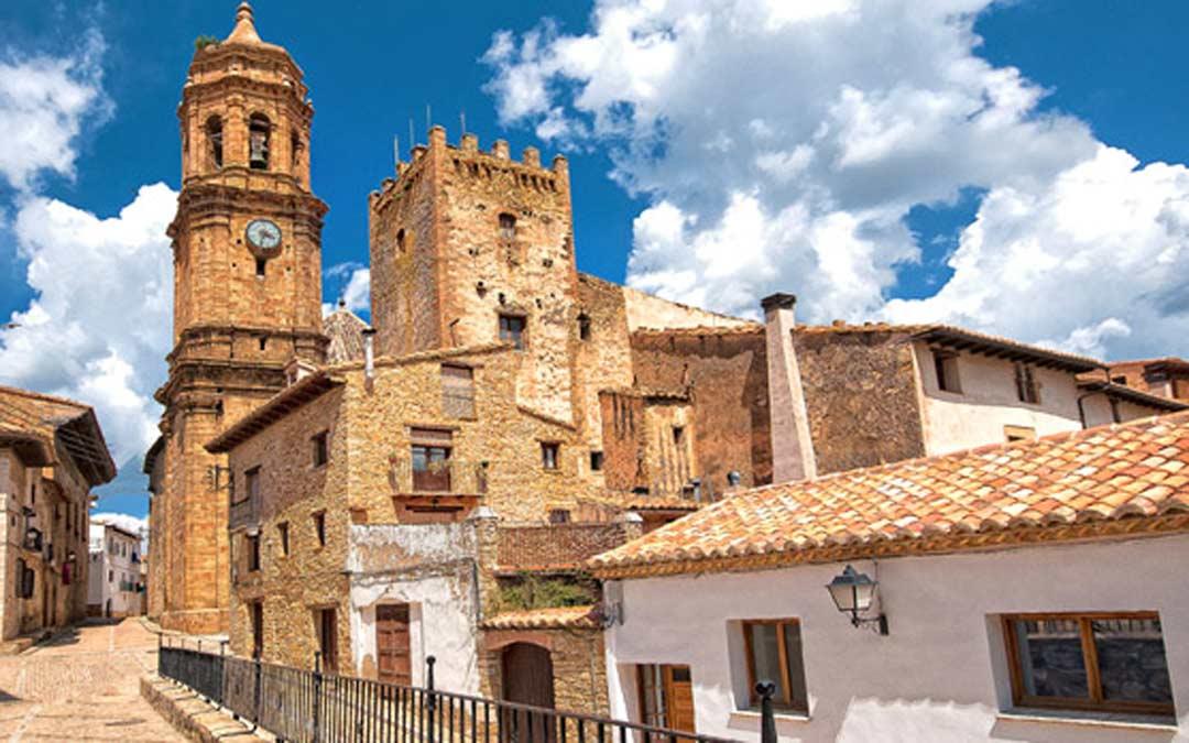 Imagen de La Iglesuela del Cid./Ayuntamiento La Iglesuela