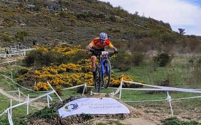 Iván Romero finaliza primero en M30 en la segunda cita del Open de España XCO celebrada en Sabiñánigo