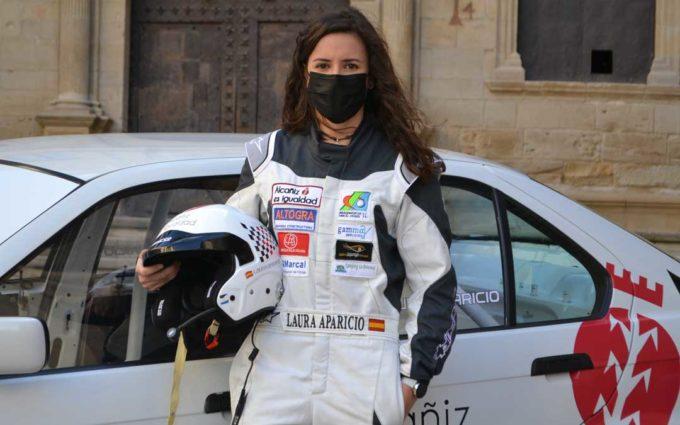 Laura Aparicio: «Tengo mucha ilusión puesta en esta nueva etapa»