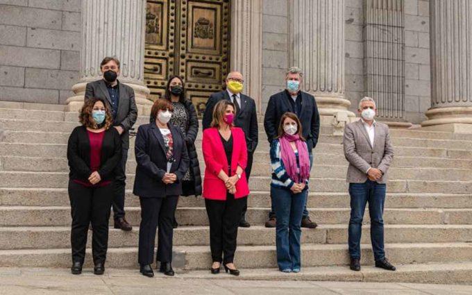El Congreso aprueba la primera Ley de Cambio Climático y Transición Energética de España