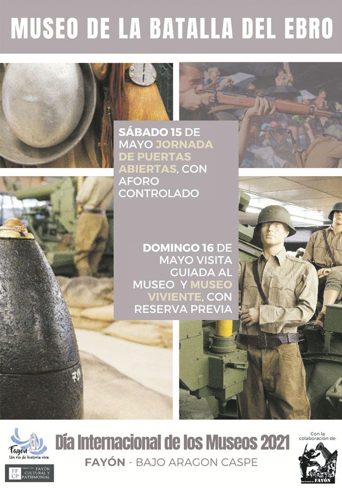 Museo viviente «La batalla del Ebro»