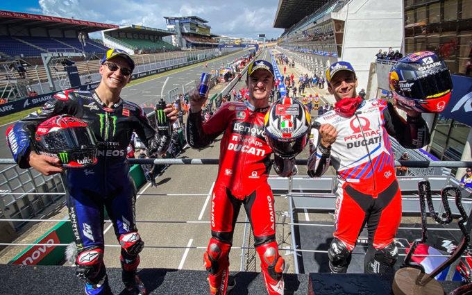 Miller impone su ley en el caos del flag-to-flag en Le Mans