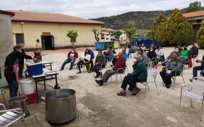 Más de 50 tapas diferentes aportan sabor a la Feria Virtual del Huerto y el Jardín de La Portellada