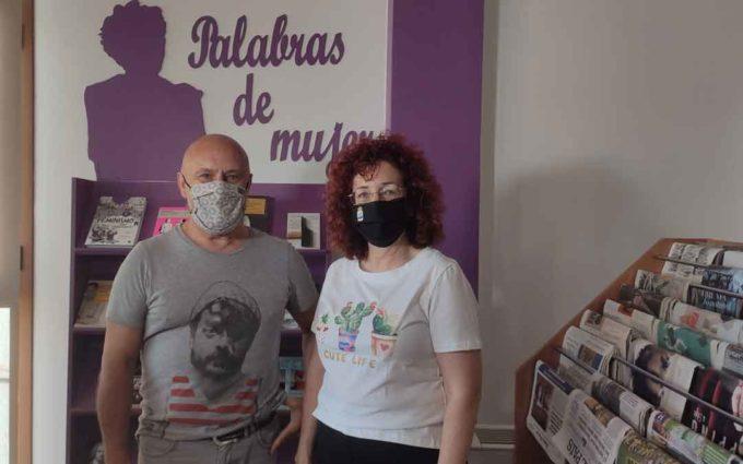 La biblioteca pública de Andorra ya dispone de un Punto Violeta