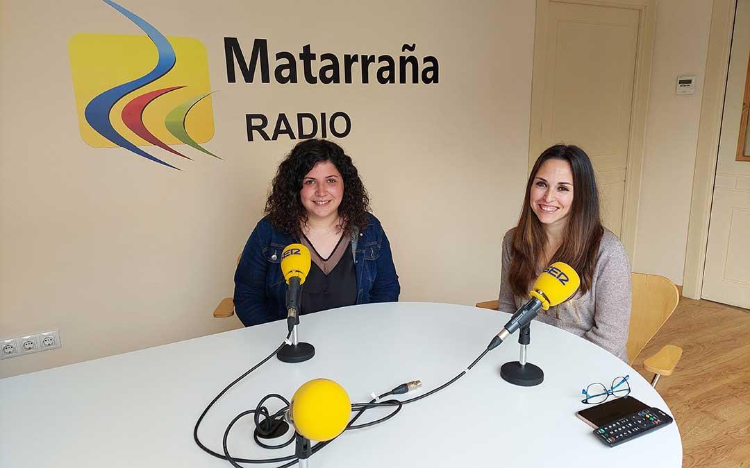 Laia Prats y Patricia Gallego de Gestoría Arcoiris.