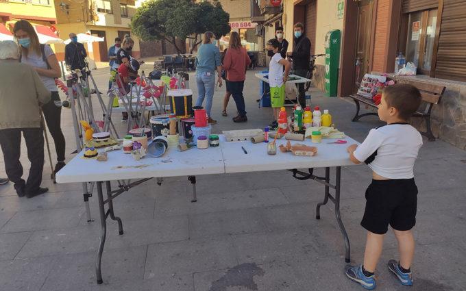 Andorra celebra el Día Internacional del Reciclaje con un taller familiar y un punto informativo