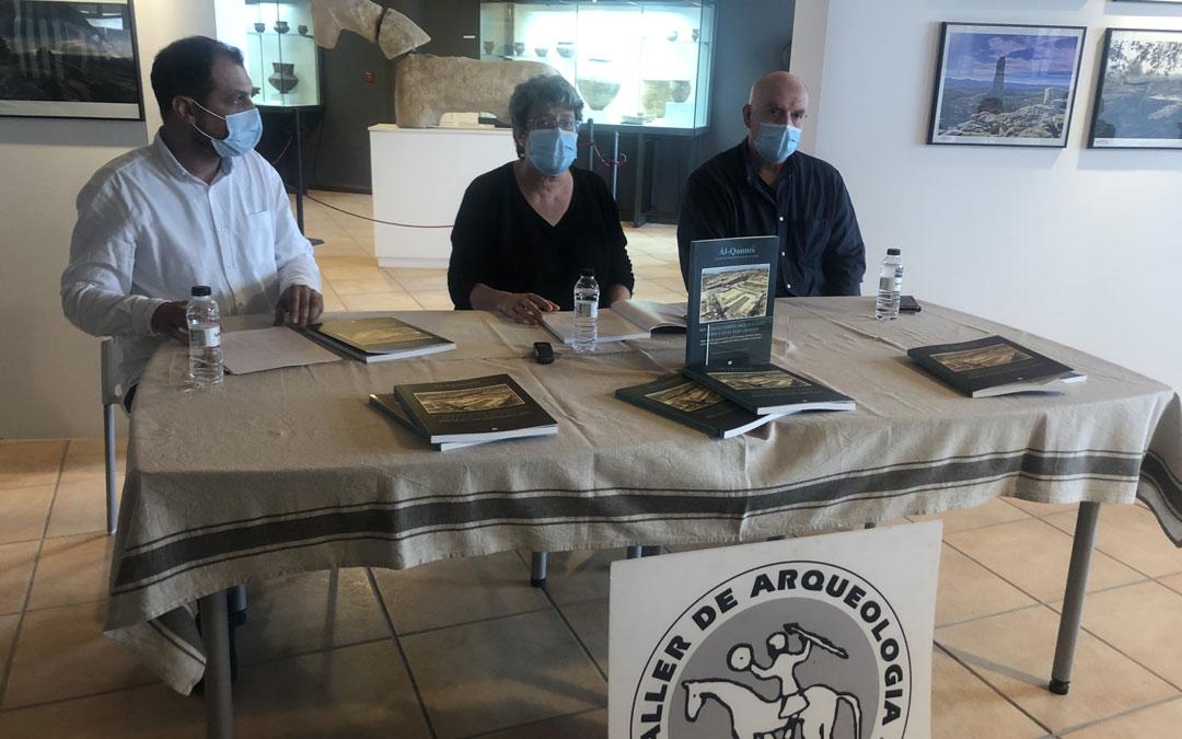 Presentación de la revista del Taller de Arqueología / L. Castel