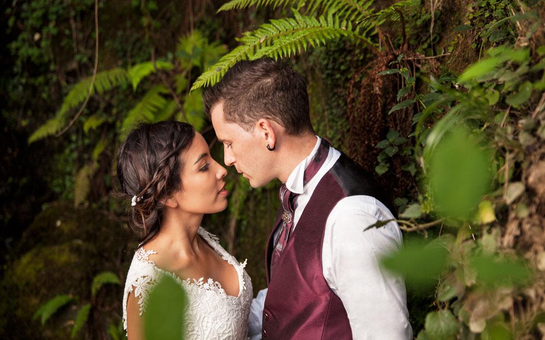 Las sesiones de bodas en todas sus maneras, tanto en exterior como en interior. / Haluro de plata