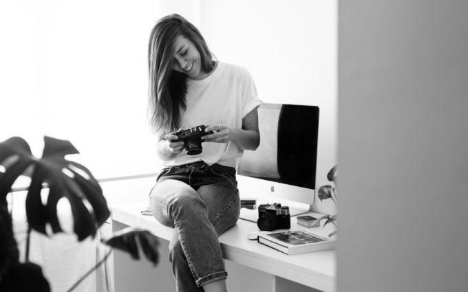 Sandra Lahoz, una mirada nueva en la fotografía  bajoaragonesa