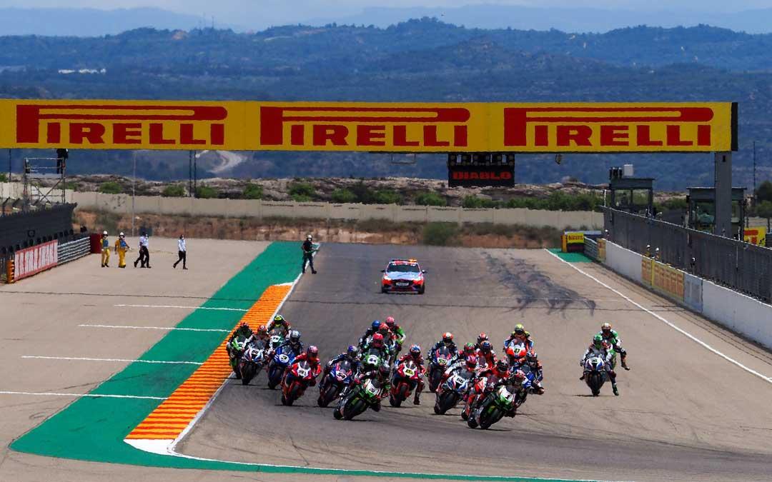 Motorland acoge este fin de semana el mundial de Superbikes / SBK