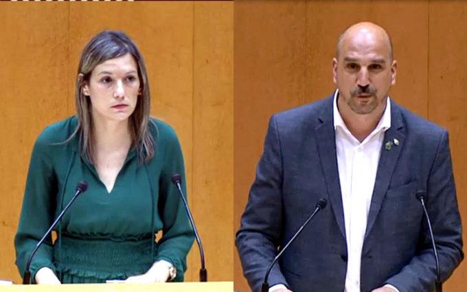 Aprobada la moción de Teruel Existe con medidas e incentivos para cubrir las plantillas de empleados públicos en las zonas despobladas