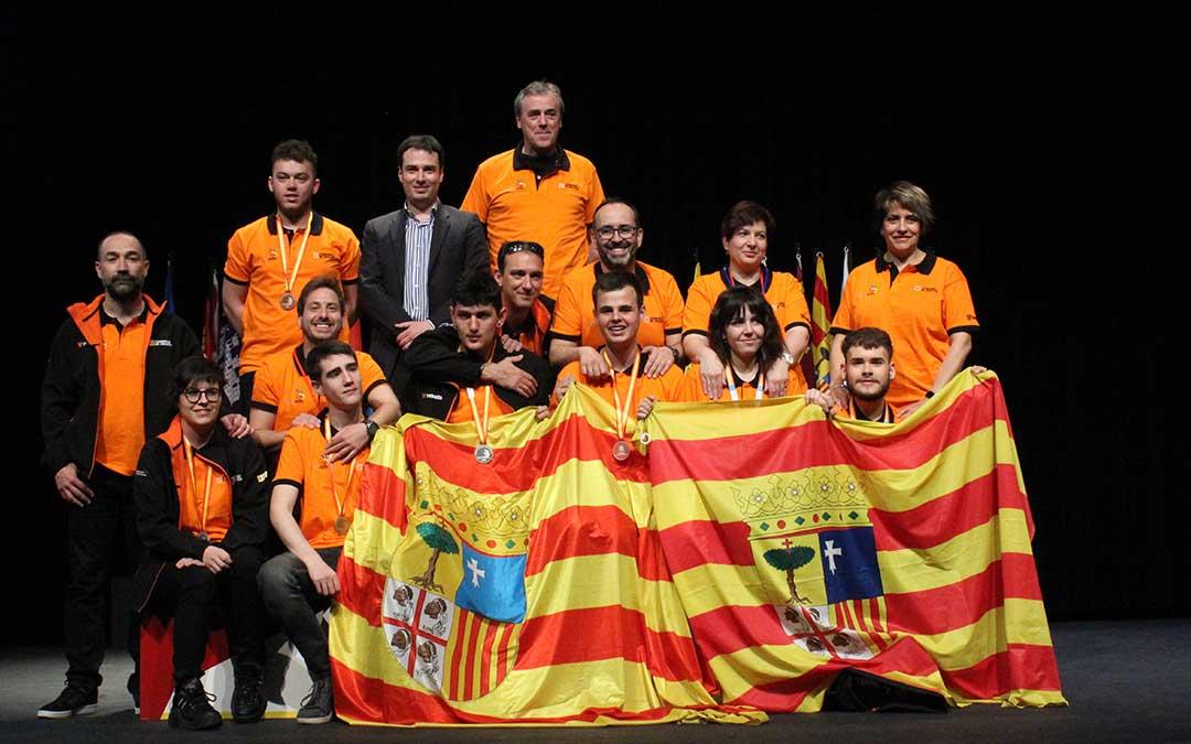 Spain Skills 2019./ CPIFP Bajo Aragón