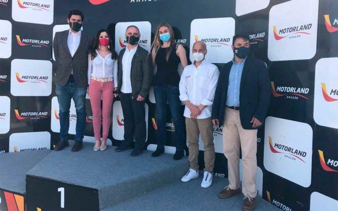 El grupo parlamentario de VOX, COGEP Teruel y el diputado provincial de Guadalajara visitan Motorland