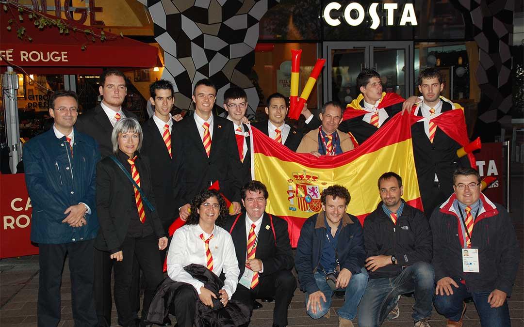 World Skills London 2011./ CPIFP Bajo Aragón