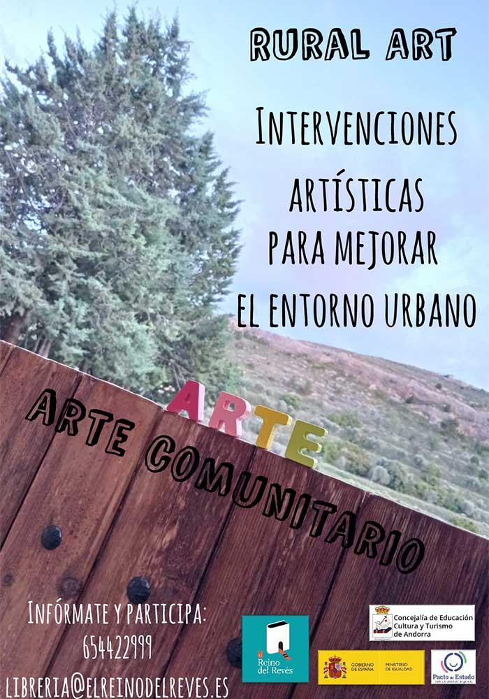 Proyecto Rural Art en Andorra