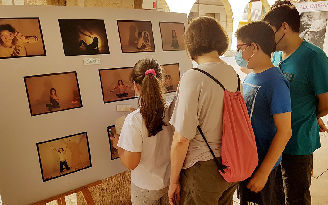 Foto-crea es una muestra participativa para todos los públicos. / C. Espada-Dadú