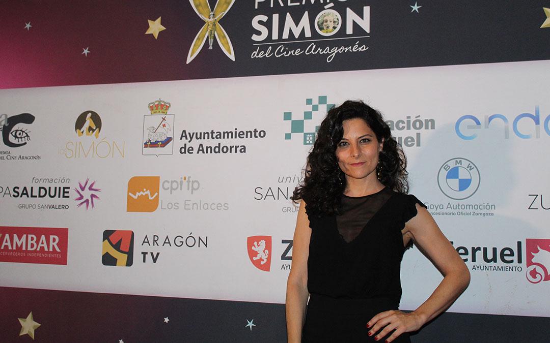 Laura Contreras, nominada a Mejor actriz. / B. Severino