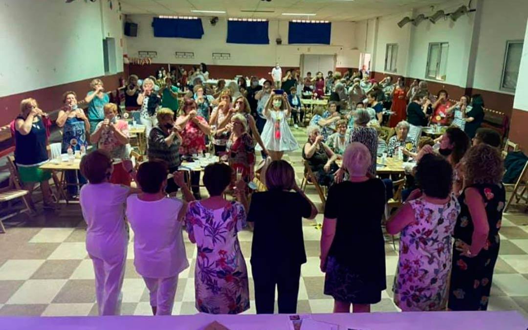 La Asociación de la Mujer Fayonense celebró este fin de semana su 30 aniversario / Magnolia Mestre