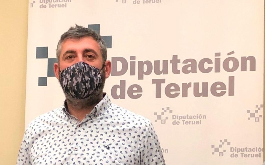 Antonio Pérez, diputado delegado de Agricultura y Ganadería./ DPT