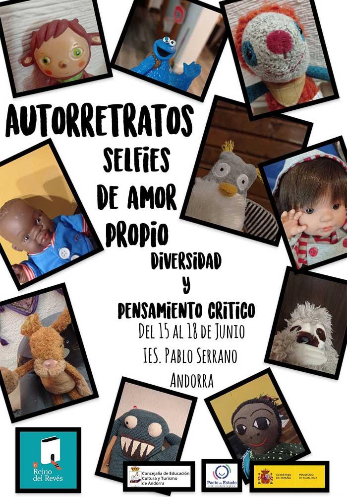 Actividad por la igualdad. Autorretratos, selfies de amor propio en Andorra